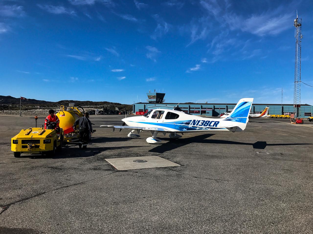 Flugplan Reykjavik